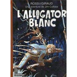 Jim Cutlass (3) - L'alligator blanc