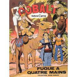 Cobalt (1) - Fugue à quatre mains