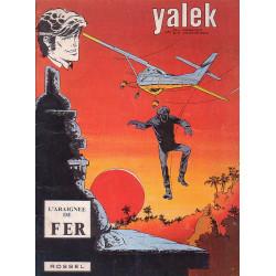 Yalek (2) - L'araignée de fer