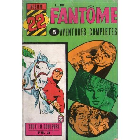Fantôme recueil (8) - (310 à 316)