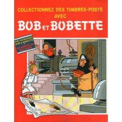 Bob et Bobette - Collectionnez les timbres poste avec Bob et Bobette
