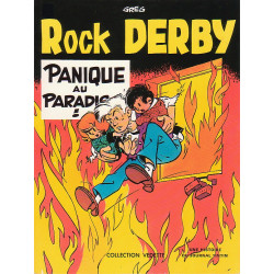 Rock Derby (3) - Panique au paradis