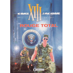 XIII (5) - Rouge total