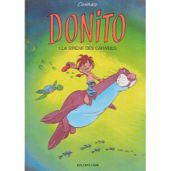 Donito (1) - La sirène des Caraîbes