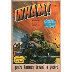 Wham (7) - Quatre hommes devant la guerre