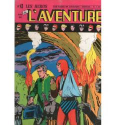 Les héros de l'aventure (43) - Chevauchée à travers les siècles