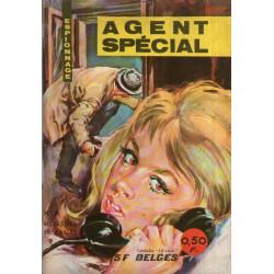 Agent spécial (2) - Base d'essais