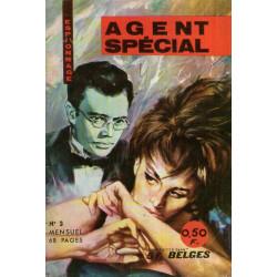 Agent spécial (3) - La chasse à l'homme