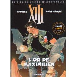 XIII 25e (17) - L'or de Maximilien