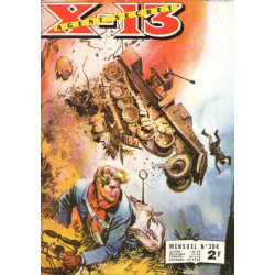 X-13 agent secret (304) - La colline des condamnés