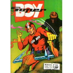 Super Boy (280) - Question d'honneur