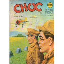 Choc (47) - Au coeur de la bataille