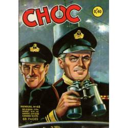 Choc (48) - Dans le ciel sur mer et sur terre