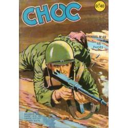 Choc (49) - Johnny commando revient de loin