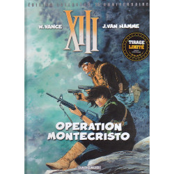 XIII 25e (16) - Opération Montécristo