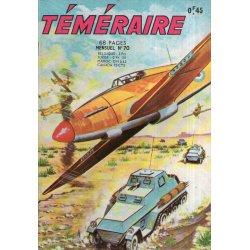 Téméraire (70) - Perdus dans le désert