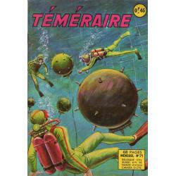 Téméraire (71) - Equipe déminage