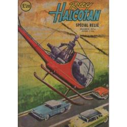 Ray Halcotan (recueil 651) - Etrange accident