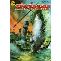 Téméraire (65) - Commando sur Saint-Nazaire