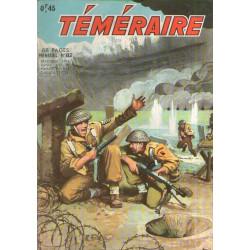 Téméraire (82) - Blockaus sur la côte