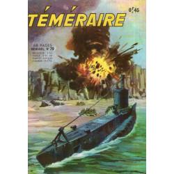 Téméraire (79) - Coup de main à Tripoli