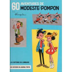 60 aventures de Modeste et Pompon