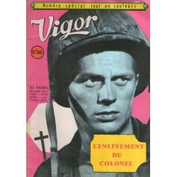 Vigor (couleur) - L'enlèvement du colonel
