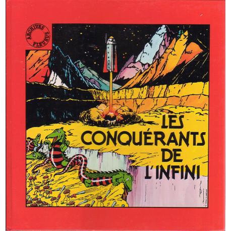 1-oscar-hamel-et-isidore-7-les-conquerants-de-l-infini