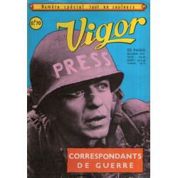 Vigor (couleur) - Correspondants de guerre