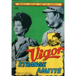 Vigor (couleur) - Etrange amitié