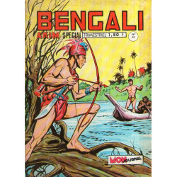 Bengali - Akim spécial (42) - Les hommes verts