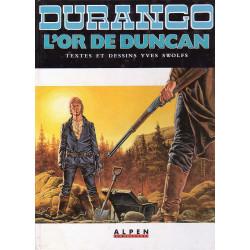 Durango (9) - L'or de Duncan