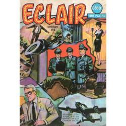 Eclair (5) - L'inconnu d'Amsterdam