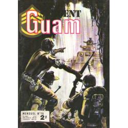 Sergent Guam (15) - La trahison a mille voix