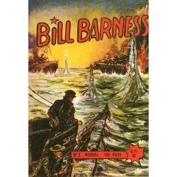 Bill Barness (3) - Rapt mystérieux (2)