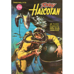 Ray Halcotan (70) - Base secrète