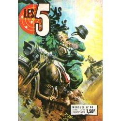 Les 5 as (89) - Le dernier bastion
