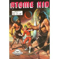 Atome Kid (19) - Les habitants de Mars