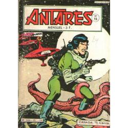 Antares (15) - Le retour de Kondor