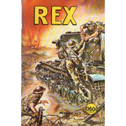 Rex (7) - Les messagers de la mort