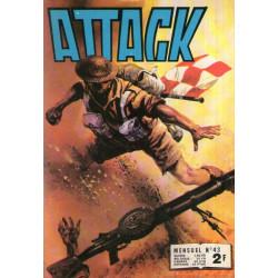 Attack (43) - Le secret de Lemnos