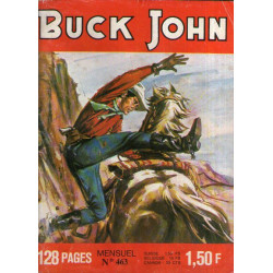 Buck John (463) - Contrebande