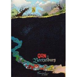 Spirou et Fantasio (18) - QRN sur Bretzelburg - (luxe)
