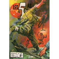 Les 5 as (130) - Le prix de la liberté