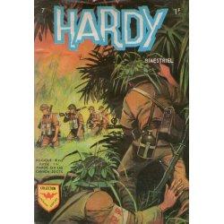 Hardy (7) - Commando sur la rivière