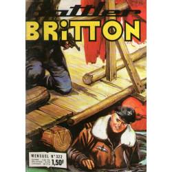 Battler Britton (322) - Le nid de guèpes