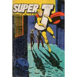 Super J (18) - Le mystère de Marzia