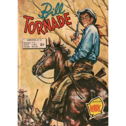 Bill Tornade (14) - L'héritage de Césario Porelli