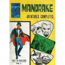 Mandrake recueil (32) - (340 à 344)