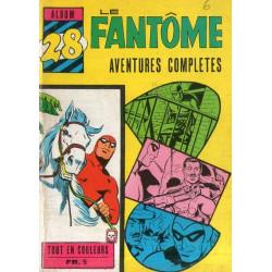 Fantôme recueil (28) - (347 à 351)
